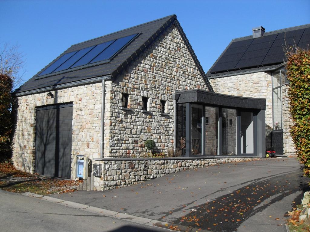 Transformation de maisons d 39 habitations r novation de for Frais nouvelle construction